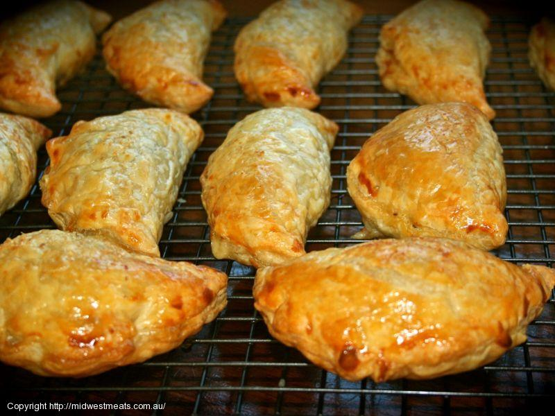 Aussie Beef & Bacon Pasties